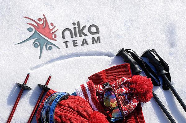 Narty z Nika Team