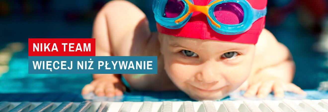 Nauka Pływania i Tenisa w Krakowie, Organizacja obozów dla dzieci - Nika Team